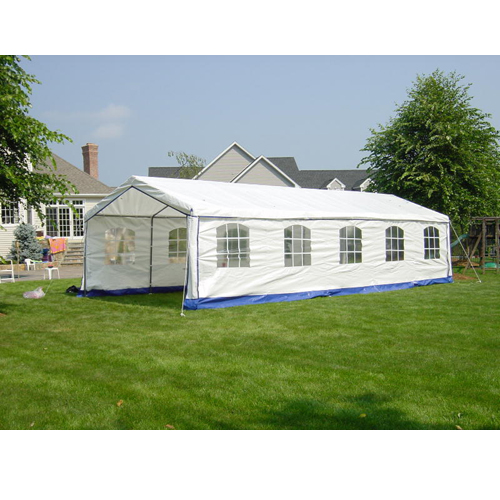 Decorative Style 14' X 32' Enclosed Party