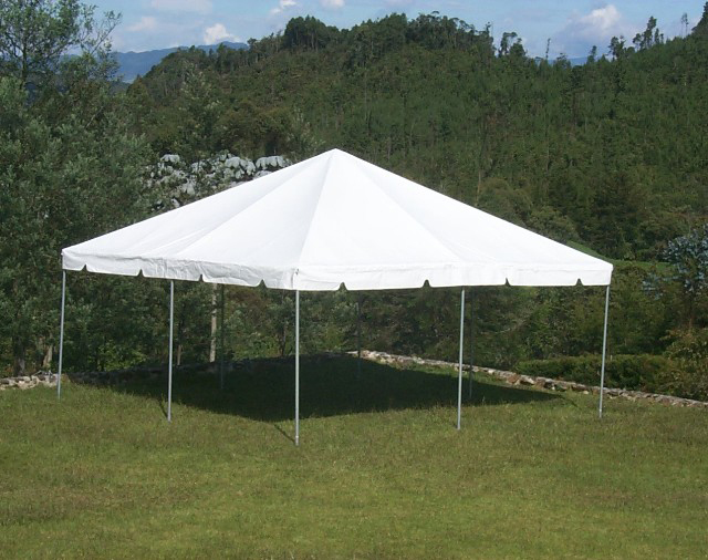 Commercial Duty 24' X 24' Frame Luxury