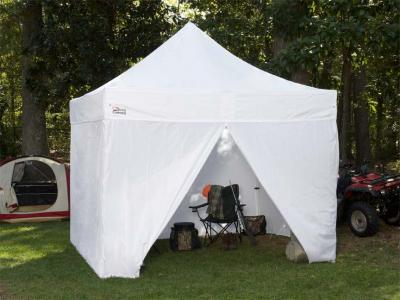 King Canopy 10 X 10 Tuff Tent With 4 Sidewalls Package Deal