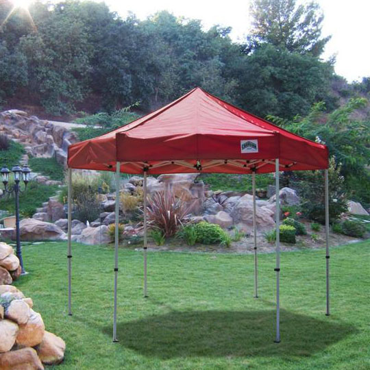 Caravan Classic 12 X 12 Majestic Hexagon Canopy with Professional Top