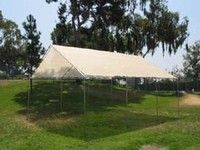 Heavy Duty 10 X 30 Shade Canopy