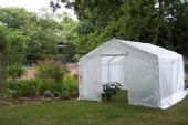 Portable Greenhouse Canopy 12W X12L X 8H