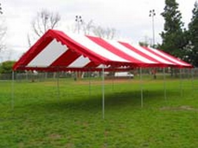 "Commercial Duty 18' X 40' / 1 5/8"" Dia. Frame Luxury Party Tent"