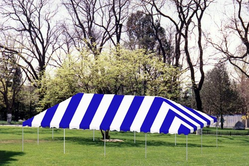 "Commercial Duty 20' X 40' / 1 5/8"" Dia. Frame Luxury Event Party Tent"