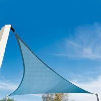 "9'10""  TRIANGLE SUN SHADE SAIL (Ocean Blue)"