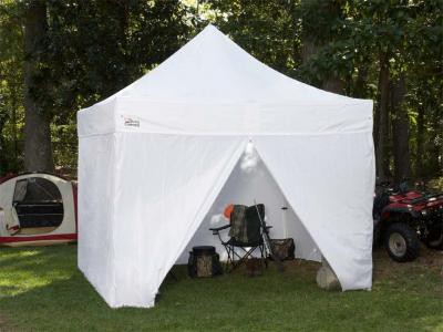 King Canopy 10' X 10' Tuff Tent With 4 Sidewalls Package Deal