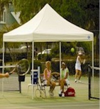 10' X 10' Open Top Pro Pop-Up - White Top