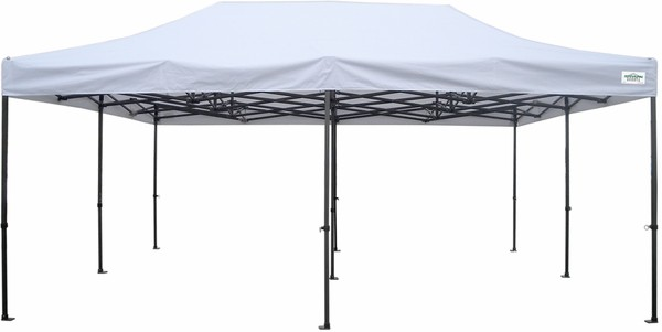 Caravan Monster Industrial Class 20u0027 X 20u0027 Canopy with Professional Top/ 17 Color  sc 1 st  Canopy Mart & Caravan Monster Industrial Class 20u0027 X 20u0027 Canopy with ...