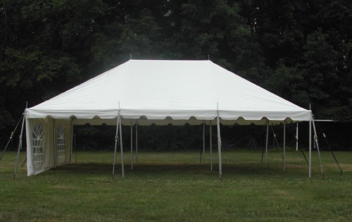 15ft X 20ft Celina Classic Pole Event Party Tent & Pole Tents for Sale | Large Tents for Parties u0026 Weddings