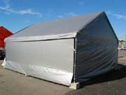 07 X 30 Side Wall for Canopy