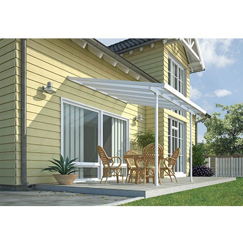 10' X 14' Feria 4200 Patio Cover Canopy w/Polycarbonate Panels