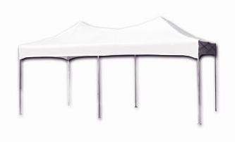 KD Majestic 200 / 10' X 20' Pop-Up Tent - 10 Color Choices