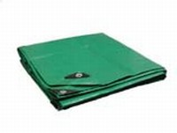 18 X 24 Heavy Duty Premium Green Tarp