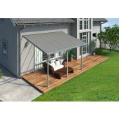 10' X 50' Feria 4200 Patio Cover Canopy w/Polycarbonate Panels