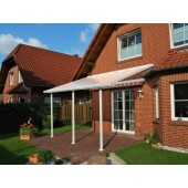 10' X 60' Feria 4200 Patio Cover Canopy w/Polycarbonate Panels