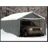 One Car House Style Garage 12X20X8 Replacement Cover