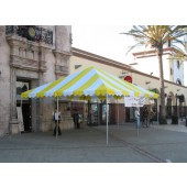 "Commercial Duty 20' X 20' / 1 5/8"" Dia. Frame Luxury Event Party Tent"