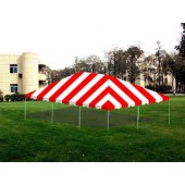 "Commercial Duty 20' X 30' / 1 5/8"" Frame Luxury Enclosed Event Party Tent"