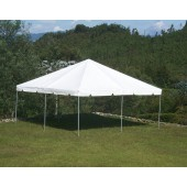 "Commercial Duty 24' X 24' / 1 5/8"" Dia. Frame Luxury Enclosed Event Party Tent"