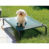 Small Pet Bed Green Color 34.75X21.5&quot;X8&quot;&quot;