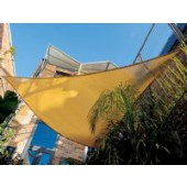 "11'10""  TRIANGLE SUN SHADE SAIL (Desert Sand)"