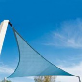 "16'5"" TRIANGLE SUN SHADE SAIL (Ocean Blue)"