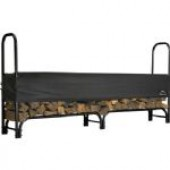 Shelterlogic Covered Firewood Rack-8ft Long