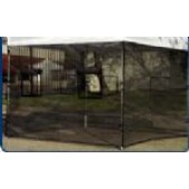 06 X 10 Mesh Side Wall for Canopy
