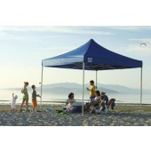 Caravan Display Shade 08' X 08' with Professional Top/ 17 Color Choices