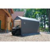 "6' X 12' X 8'8"" Portable Storage Shed"