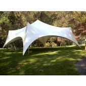 20ft X 20ft EUREKA CAPRI PARTY TENT