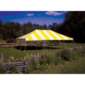 30ft X 40ft - Eureka Traditional Party Canopy with Solid Top