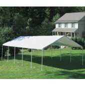 30' X 50' / 2&quot; Commercial Duty Outdoor Canopy