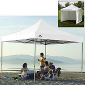 Caravan Display Shade 10' X 10' with 4 Sidewalls Package Deal/ 17 Color Choices