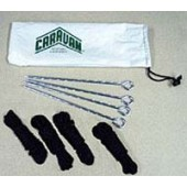 Caravan Canopy Stake Kit (Set of 4)