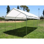 12' X 20' / 1 3/8&quot; Valanced Canopy