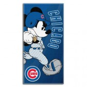 Mickey Cubs1 Disney Sports Beach Towel