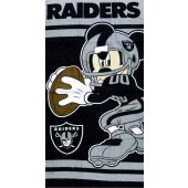 Mickey Raiders Disney Sports Beach Towel