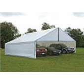"30' X 40' / 2"" COMMERCIAL ENCLOSED CANOPY"