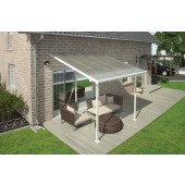 10' X 10' Feria 3000 Patio Cover Canopy w/Polycarbonate Panels
