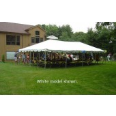 "Celina Commercial Duty 30' X 50' / 2"" Dia. Classic Frame Party Tent with Aluminum Poles"