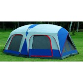 Mt. Barren Family Dome Outdoor Camping Tent - 12' X 18'