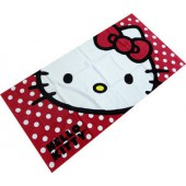 Hello Kitty Full Face Licensed Beach Towel