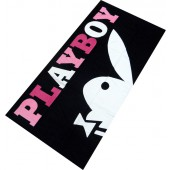 Playboy Bunny Cropped Licensed Beach Towel