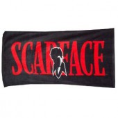Scarface Logo Licensed Beach Towel