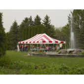 15ft X 15ft - Eureka Traditional Party Canopy with Solid Top