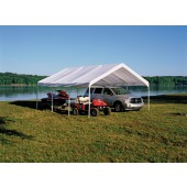 18' X 20' / 2&quot; Commercial Valanced Canopy