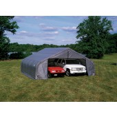 22' X 20' X 10' / 2 3/8&quot; Enclosed Canopy