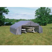 22' X 24' X 12' / 2 3/8&quot; Enclosed Canopy