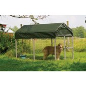 4' X 8' Modular Dog Kennel 